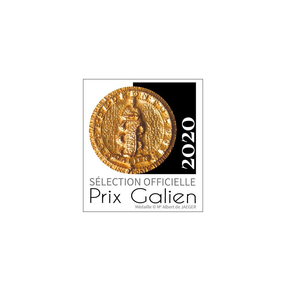 Macaron Sélection Officielle Prixgalien2020 Petit